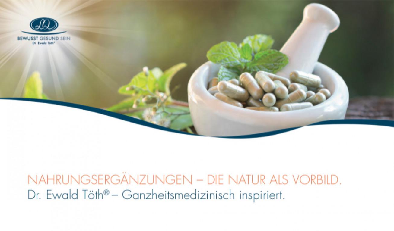 Nahrungsergänzungen - Die Natur als Vorbild