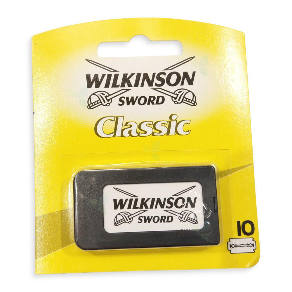 WILKINSON Classic Klingen 10 Stück