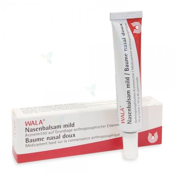 WALA Nasenbalsam mild Tube 10g