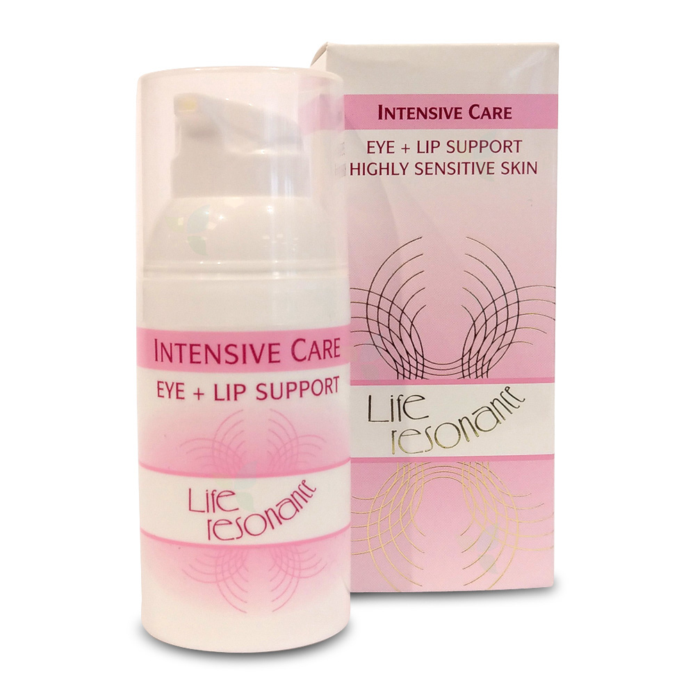 Life Resonance Intensiv Care Eye & Lip Support Highly Sensitiv Skin
