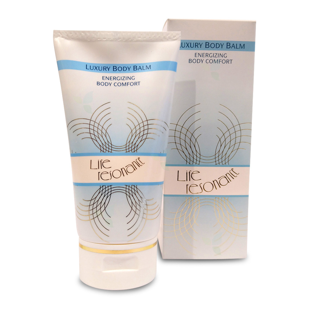 Life Resonance Luxury Body Balm Energizing Body Comfort 150ml
