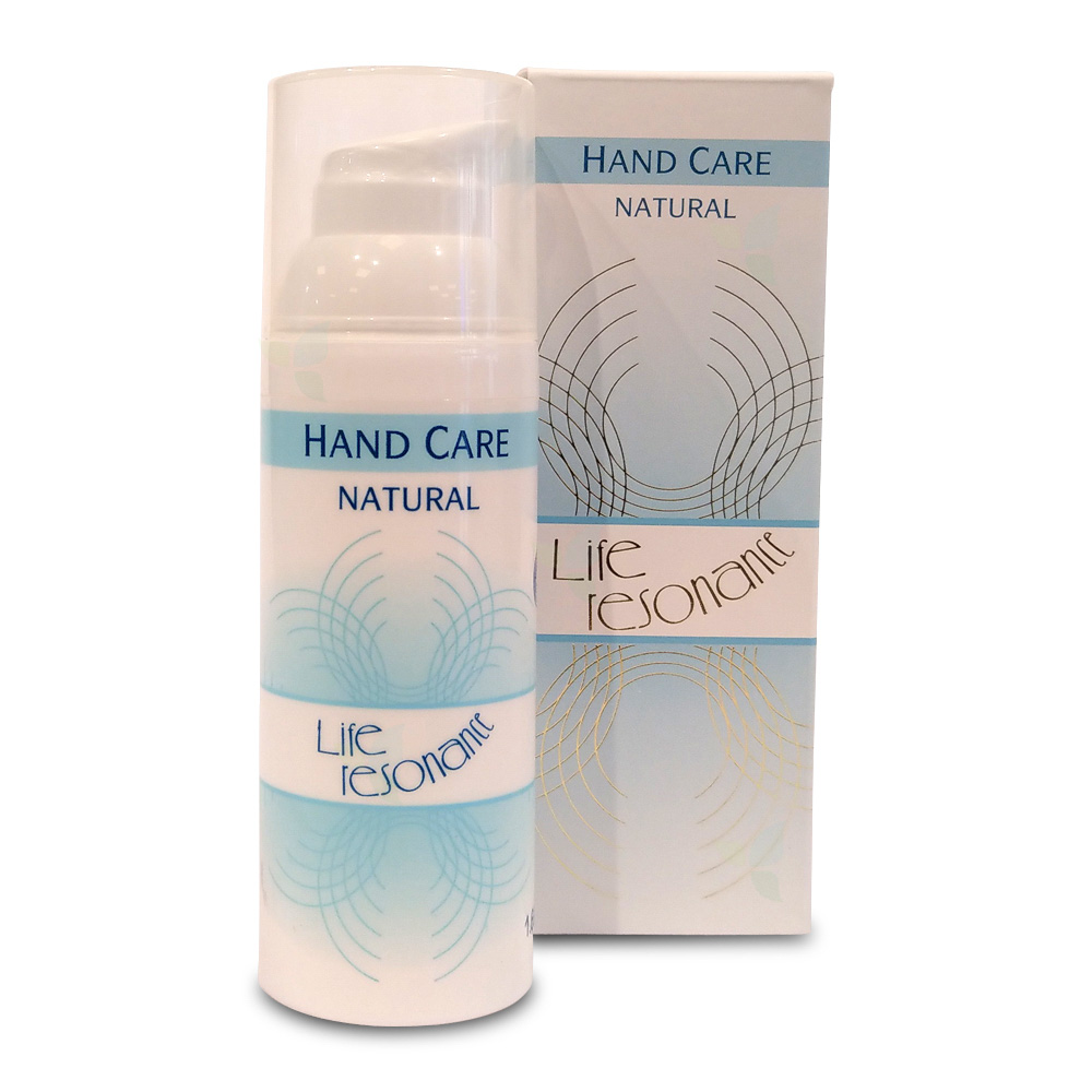 Life Resonance Hand Care Natural 50ml