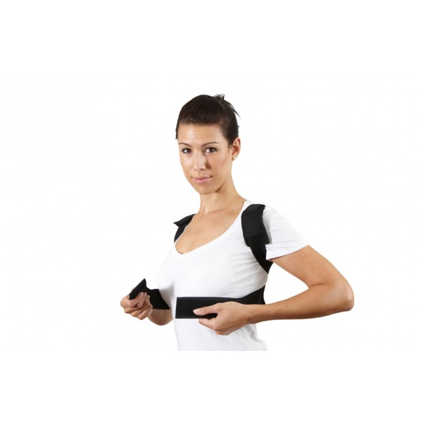 BackGym Haltungstrainer schwarz Grösse S