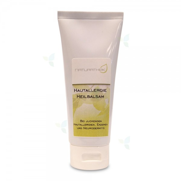 NATURATHEK Hautallergie Heillotion 130ml