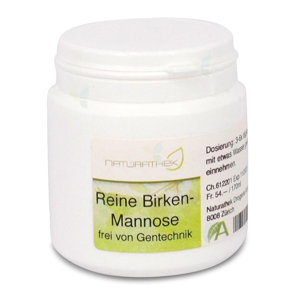 drogissimo D-Mannose aus reiner Birke 70g