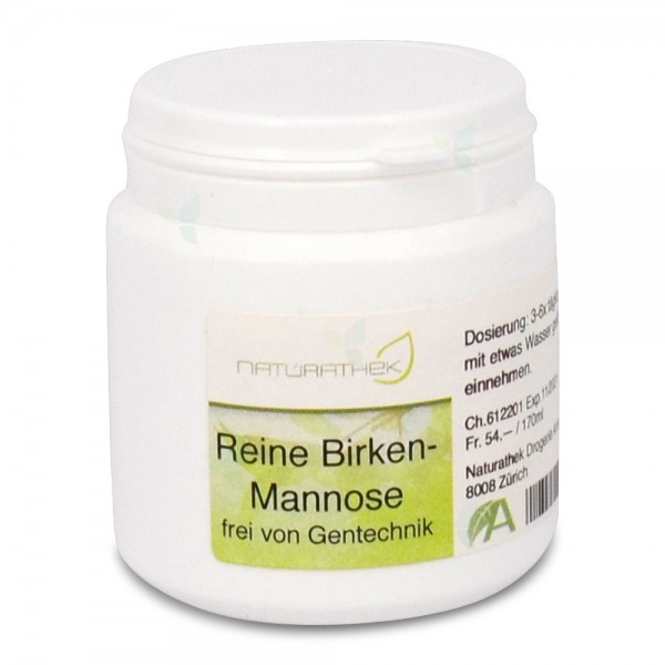 NATURATHEK Reine Birken-Mannose 170ml