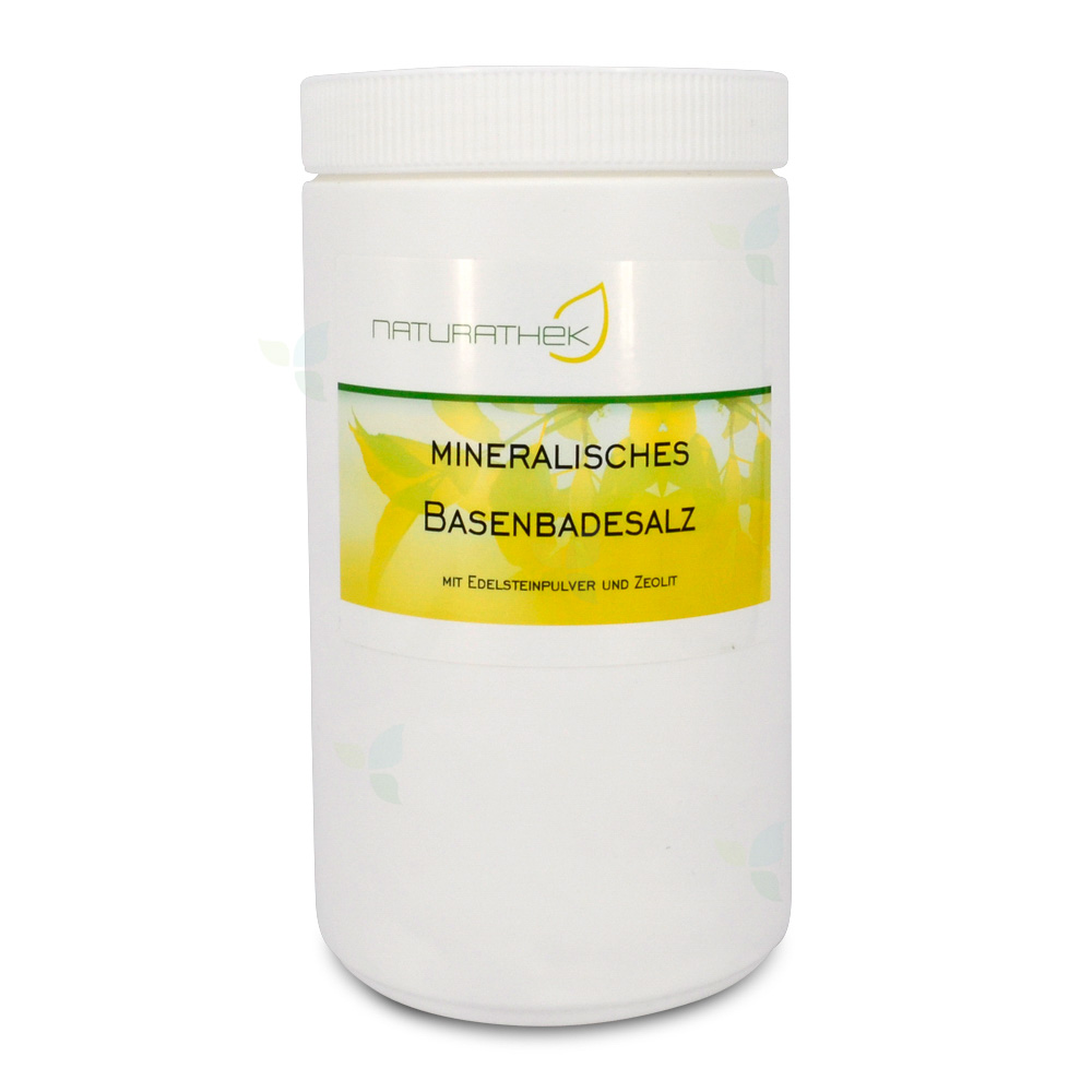 NATURATHEK Mineralisches Basensalz 1200g