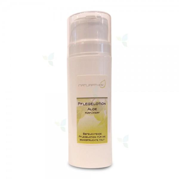 NATURATHEK Pflegelotion Aloe parfumiert 130ml