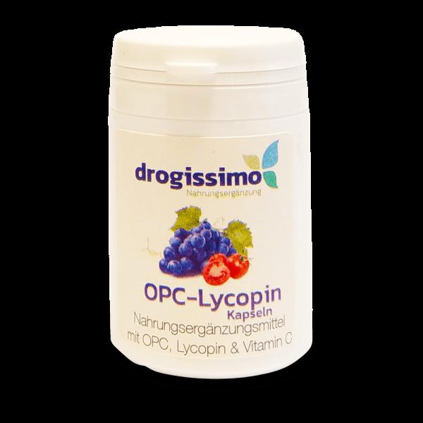 drogissimo OPC - Lycopin Kapseln 60 Stück