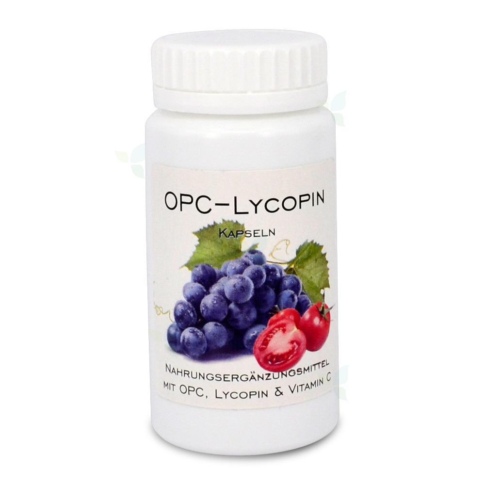 drogissimo OPC - Lycopin Kapseln 120 Stück