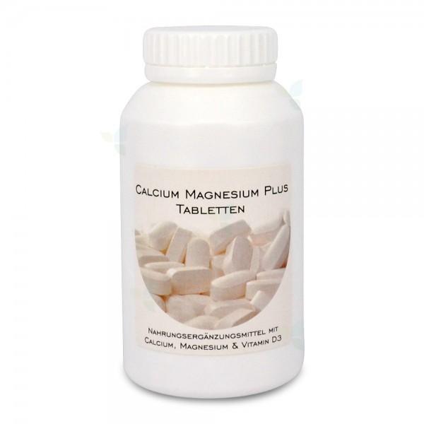 ANRIG Calcium Magnesium Plus Tabletten 140 Stück