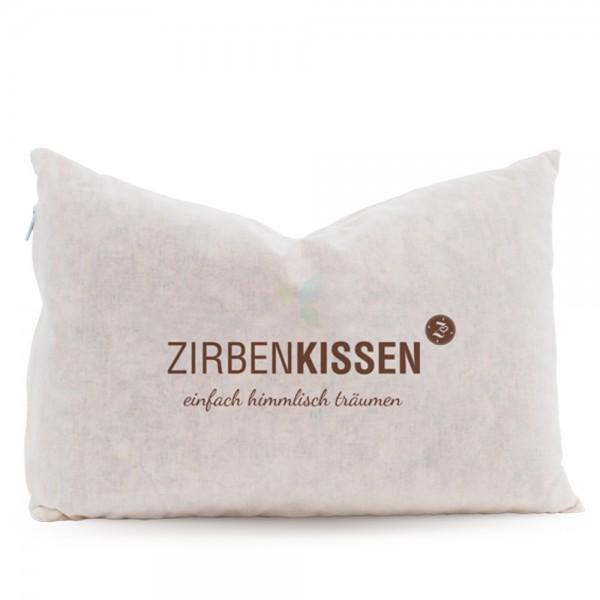 Zirbenfamilie Zirbenkissen 30x20 cm