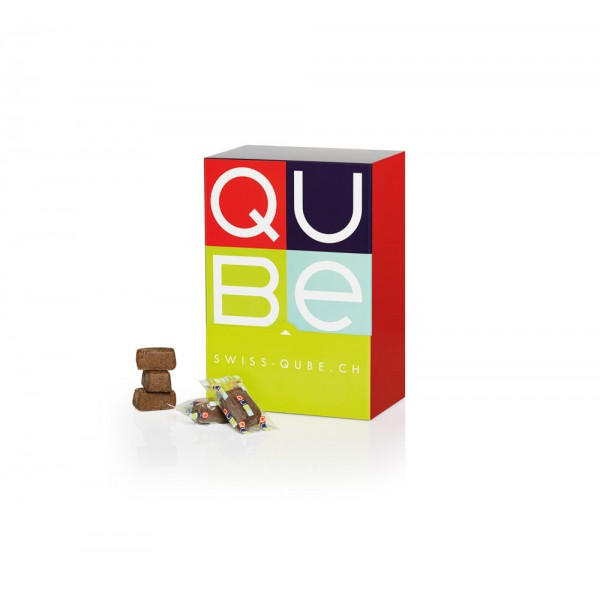 Swiss-QUBE Wochenration Schokolade