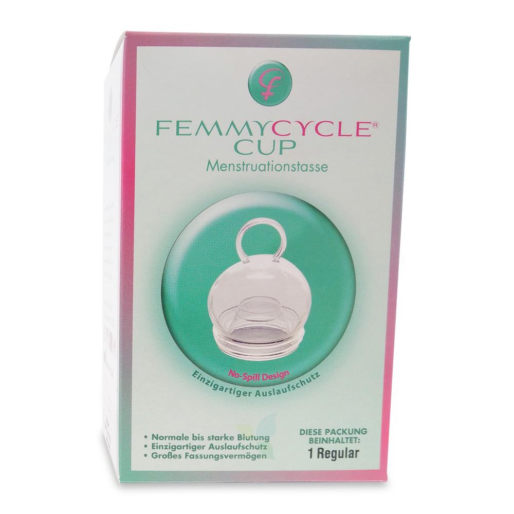 Femmycycle Menstruationstasse Regular