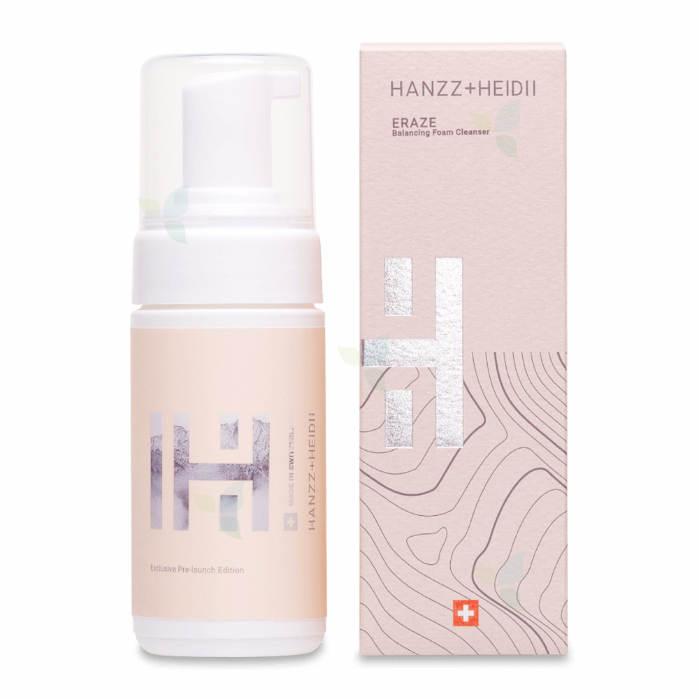 H+H Eraze Balancing Foam Cleanser 100ml