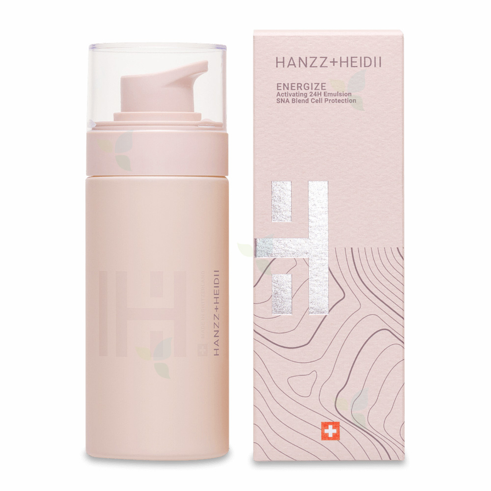 H+H Energize Activating 24H Emulsion WOMEN