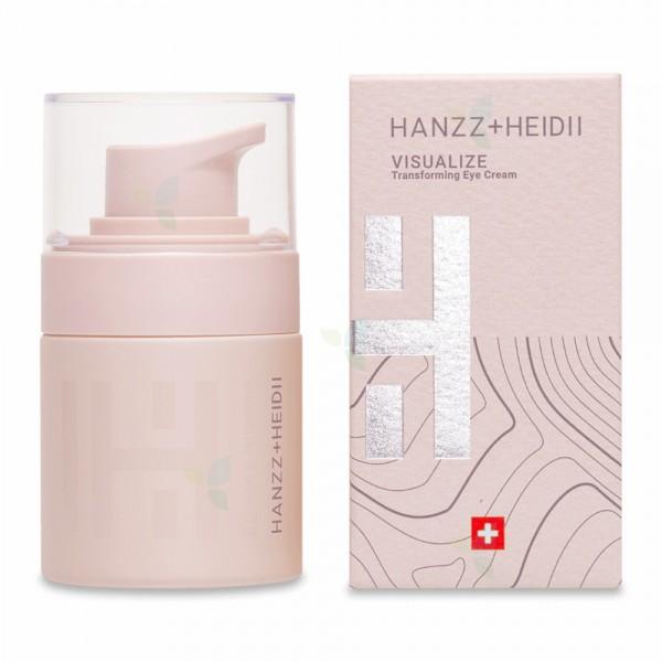 H+H Visualize Transforming Eye Cream 15ml WOMEN