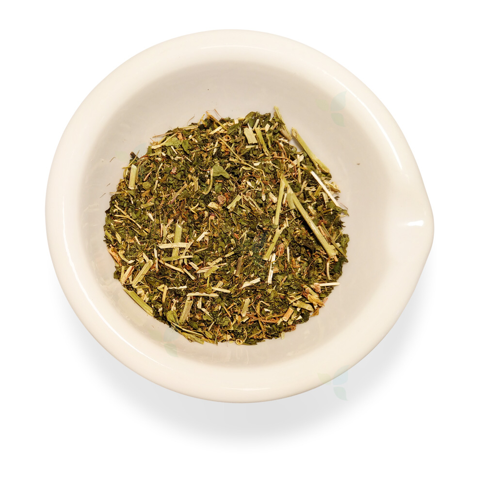 Passiflorae herba concisa  - Passionsblumenkraut geschnitten