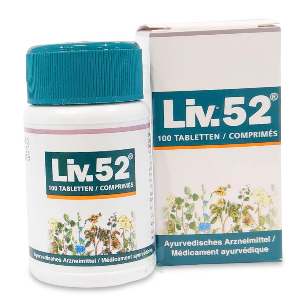 LIV 52 Tabletten 100 Stück