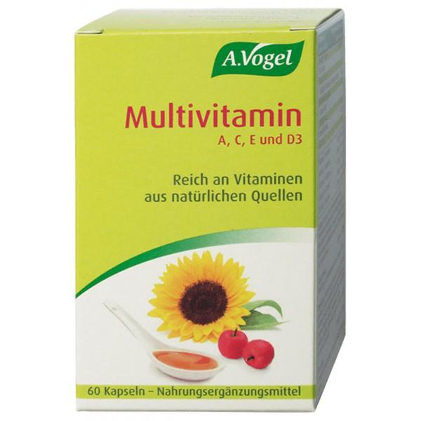 VOGEL Multivitamin Kapseln 60 Stück