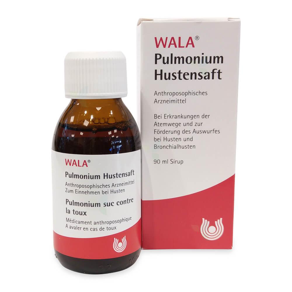 WALA Pulmonium Hustensirup 90ml