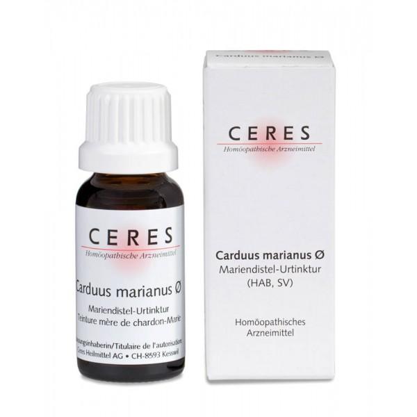 CERES Carduus marianus Urtinktur 20ml
