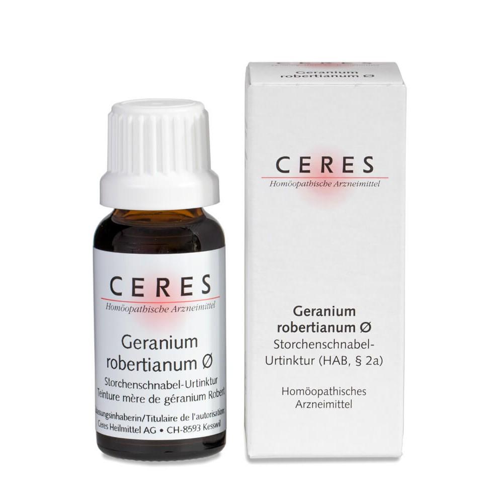 CERES Geranium robertianum Urtinktur 20ml