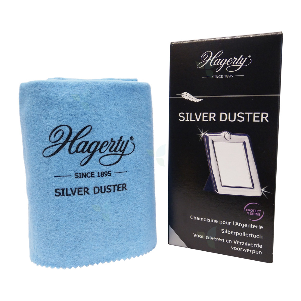 HAGERTY Silver Duster Silberputztuch 55x35cm