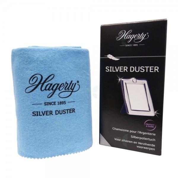 HAGERTY Silver Duster Silberputztuch 55x35cm