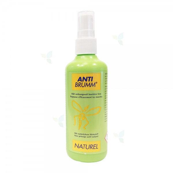 ANTI BRUMM Naturel Insektenschutz Spray 150ml