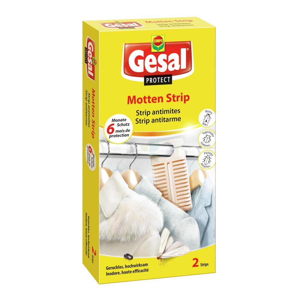 GESAL Protect Mottenstrip 2 Stück