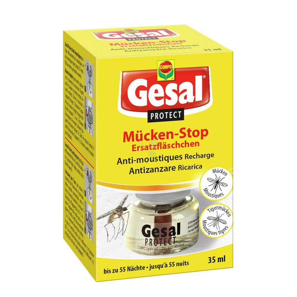 GESAL Protect Mücken Stop Ersatzfläschchen 35ml