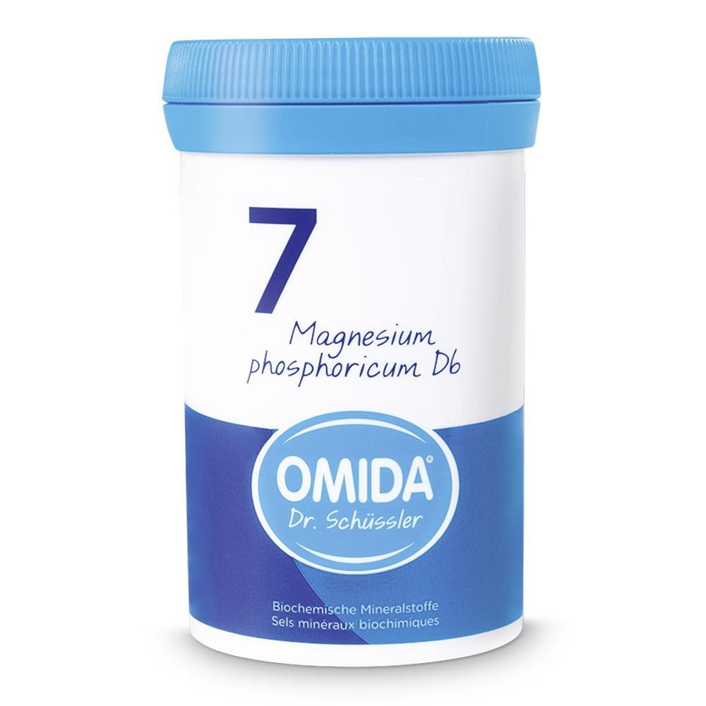 OMIDA SCHÜSSLER 7 Magnesium phosphoricum Tabletten D6 100g