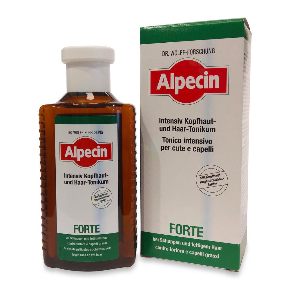 ALPECIN Forte Intensiv Haartonikum 200ml