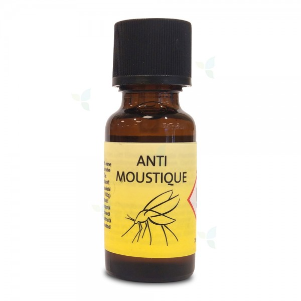 HERBORISTERIA Anti Moustique Duftöl Mischung 20ml