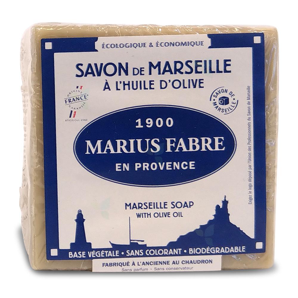 HERBORISTERIA Marseille Seife Olivenöl 400g