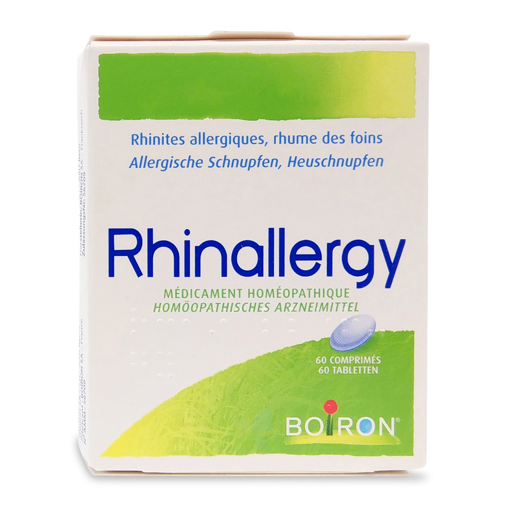 RHINALLERGY Tabletten 60 Stück