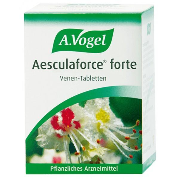 VOGEL Aesculaforce forte Venentabletten 50 Stück
