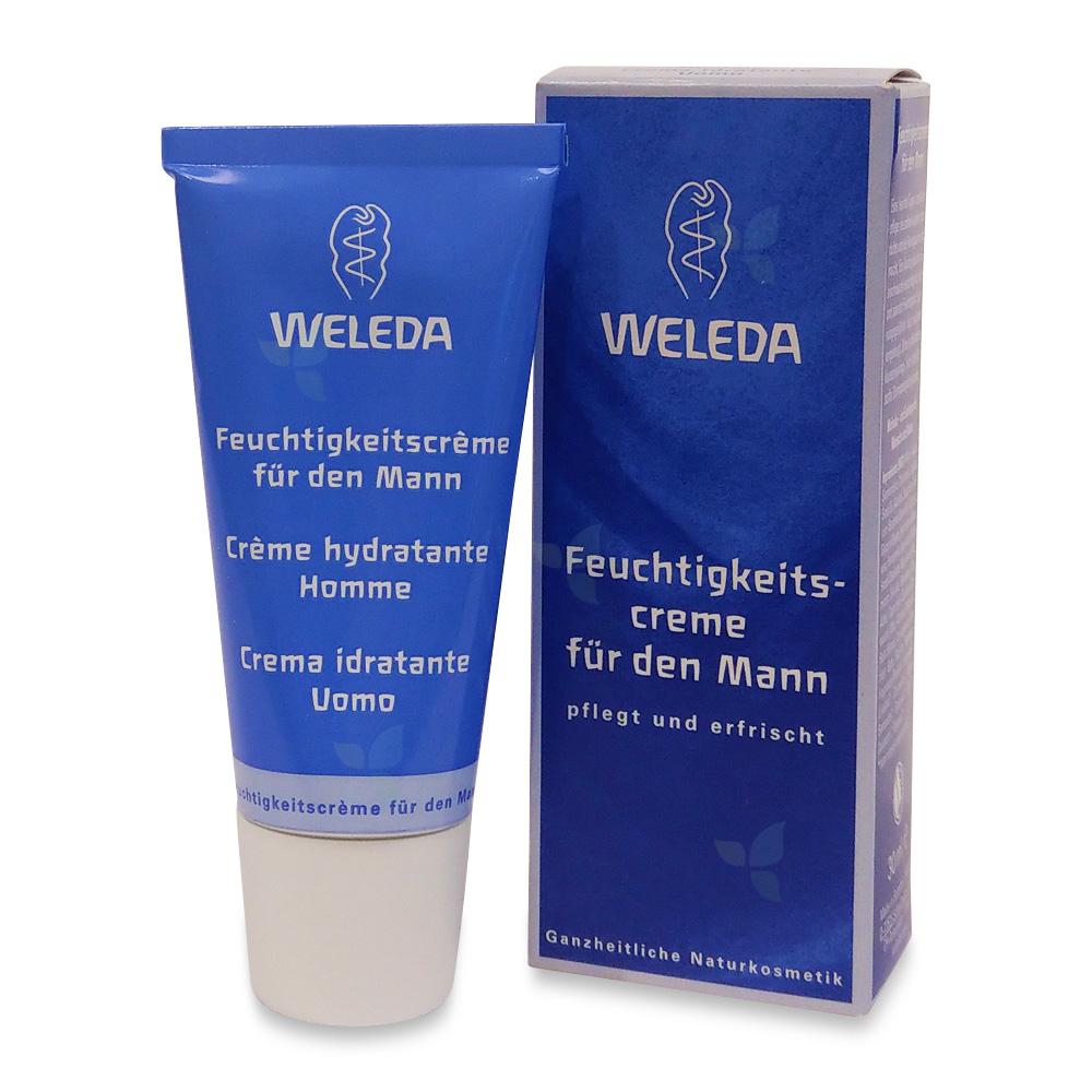 WELEDA Feuchtigkeitscreme für den Mann Tube 30ml