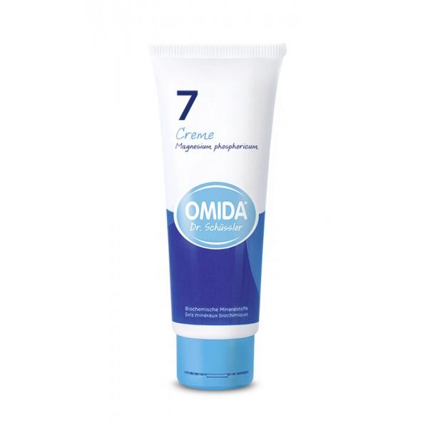 OMIDA SCHÜSSLER 7 Magnesium phosphoricum Creme D6 75ml