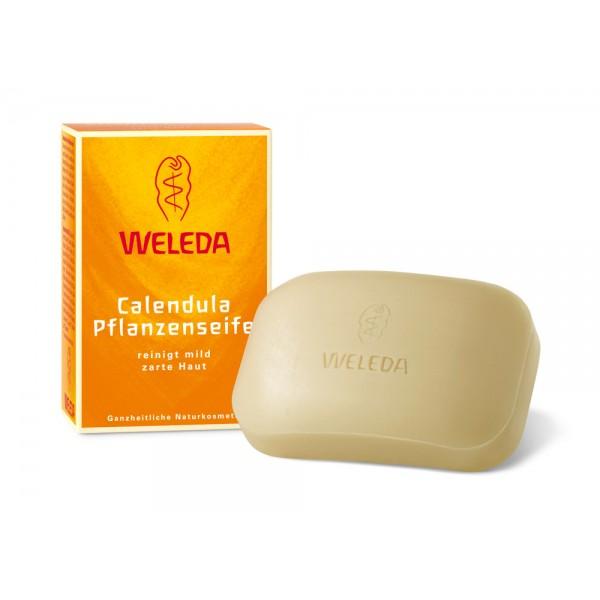 WELEDA BABY Calendula Pflanzenseife 100g
