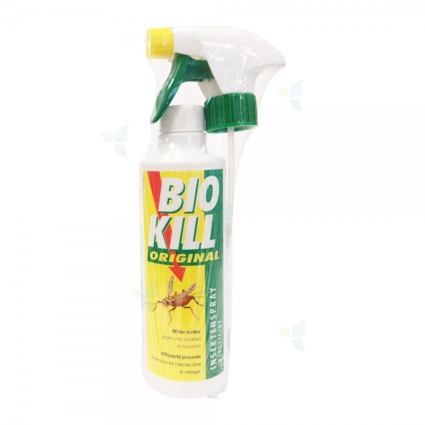 BIO KILL Insektenschutz Spray 375ml