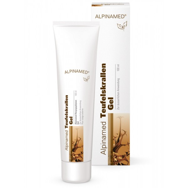 ALPINAMED Teufelskrallen Gel Tube 100ml
