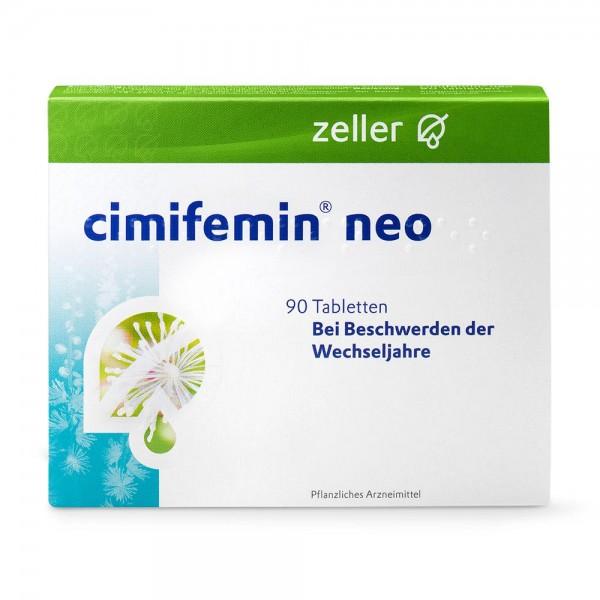 CIMIFEMIN neo Tabletten 6.5mg 90Stück