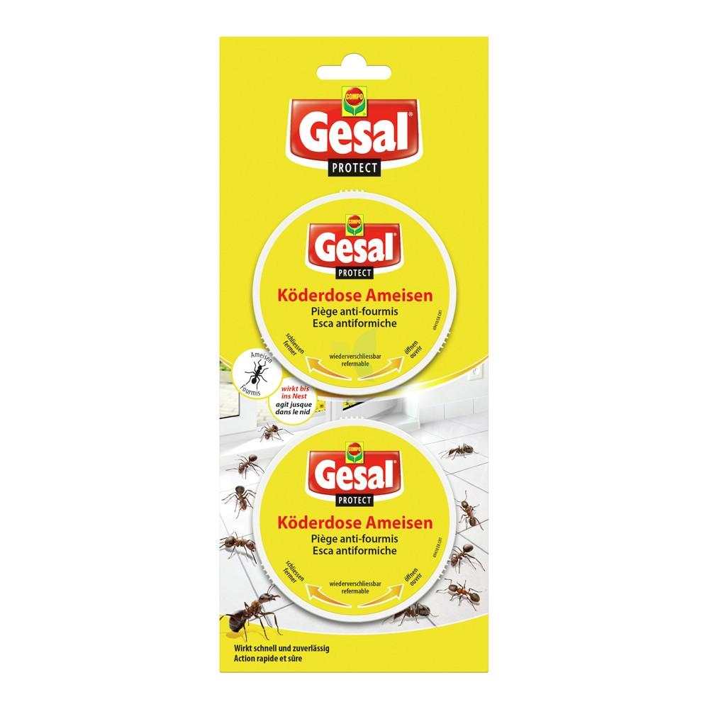 GESAL Protect Köderdose Ameisen 2 Stück