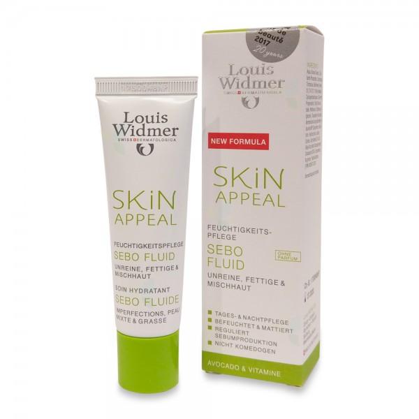WIDMER Skin Appeal Sebo Fluide 30ml