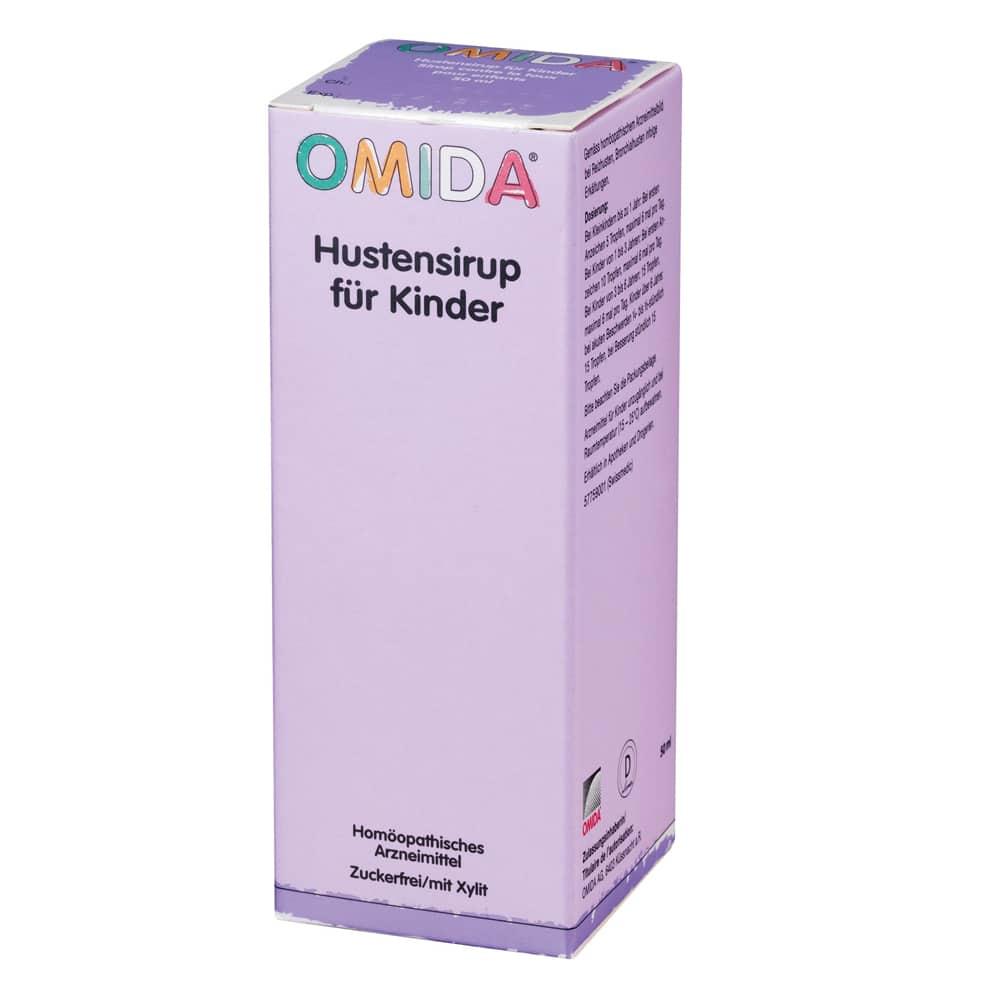 OMIDA Hustensirup für Kinder 50ml