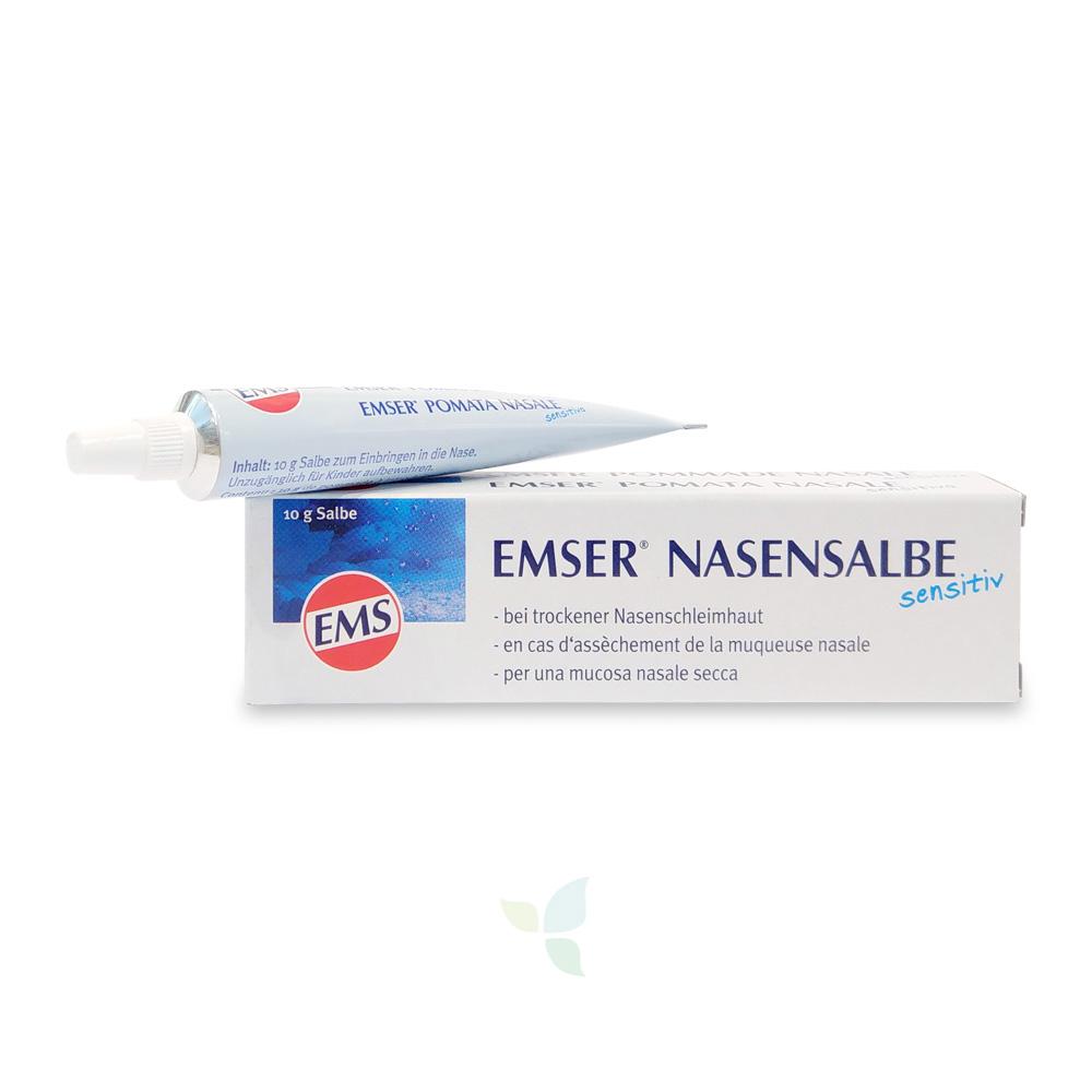 EMSER Nasensalbe sensitiv Tube 10g