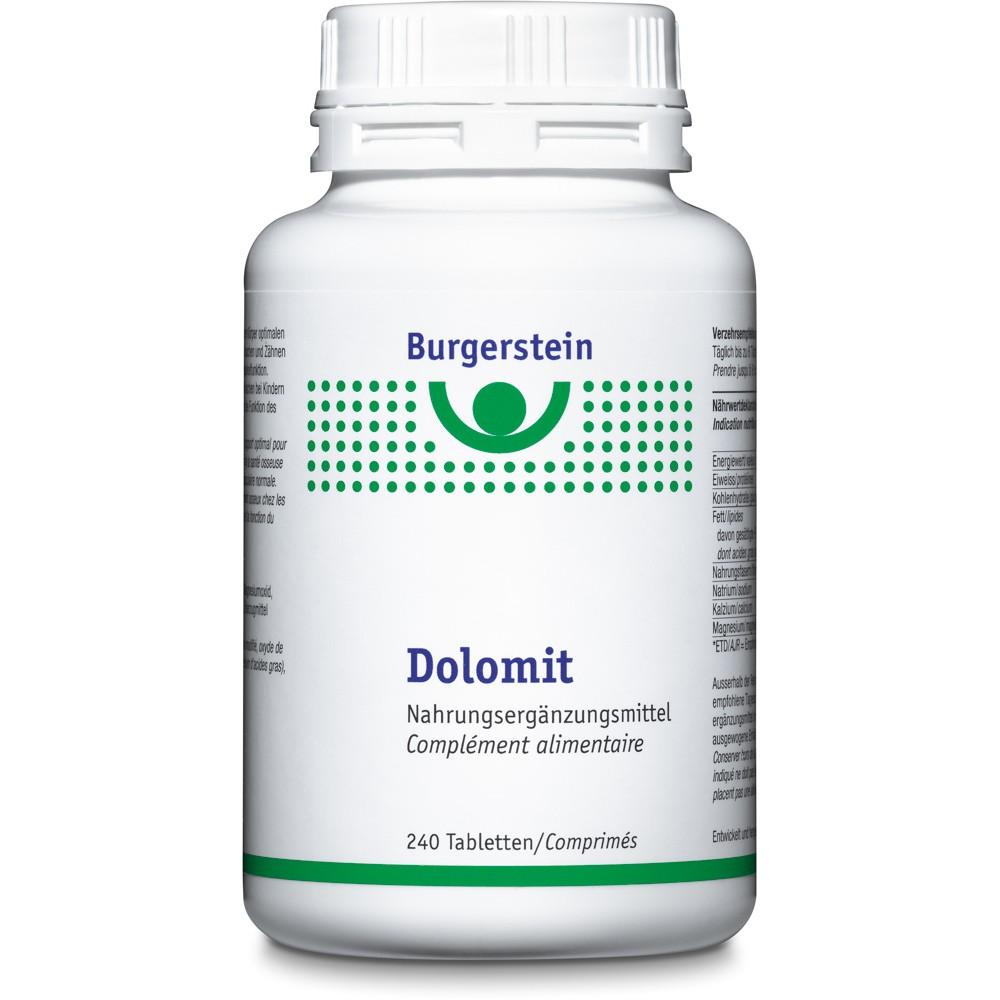 BURGERSTEIN Dolomit plus Tabletten 150 Stück