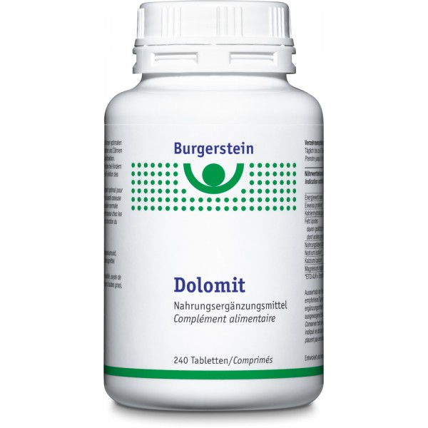 BURGERSTEIN Dolomit plus Tabletten 150 Stück